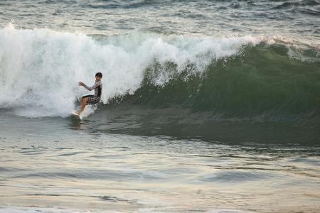 playas de el salvador. Las playas de la Costa del Sol